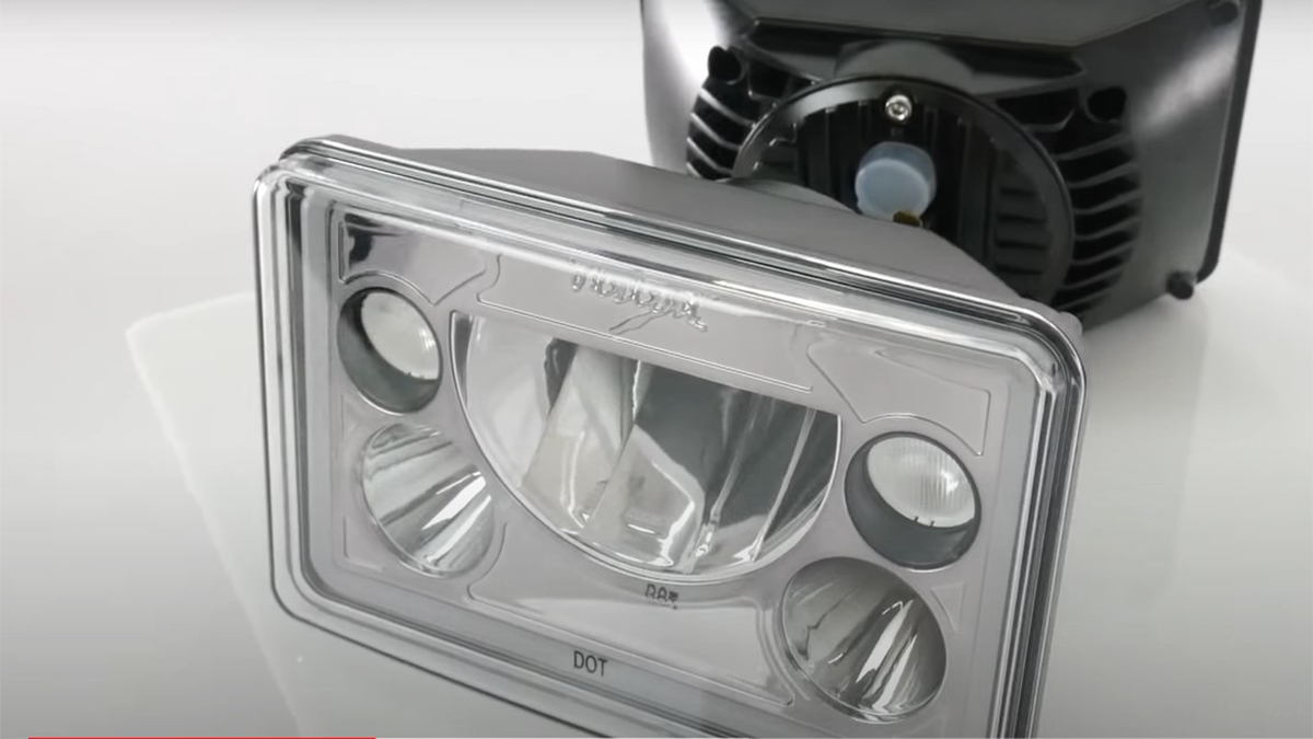Top 4 Best 4x6 Led Headlights Reviews In 2021