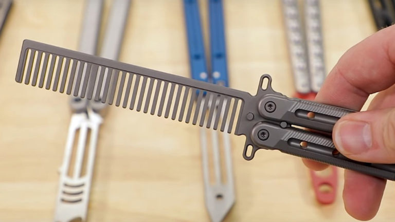 Top 5 Best Butterfly Knife Comb