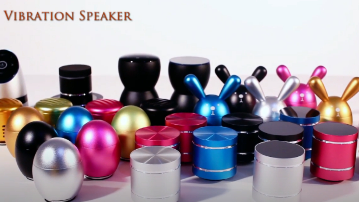 Top 4 Best Vibration Speaker in 2021